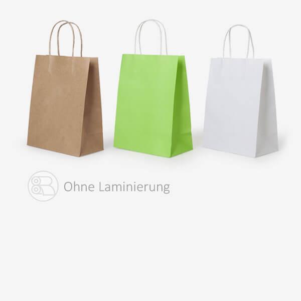 Budget Papiertaschen