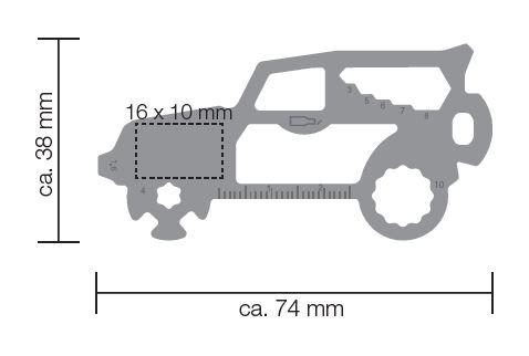 rominox-key-tool-car